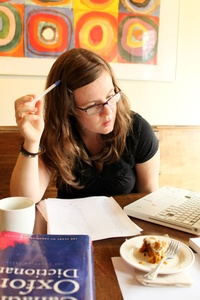 Anna Bowness, Editor and Writer, Thames Valley Wordworks, London, Ontario